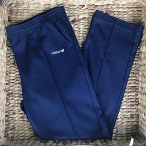 ADIDAS | Vintage Navy Track Pants